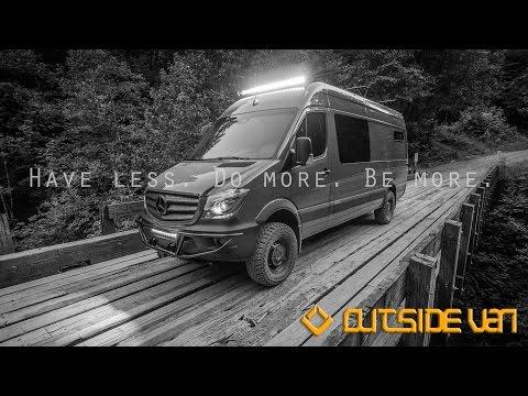 OSV LAVA FLOW | 4x4 170 2500 Mercedes Benz Sprinter