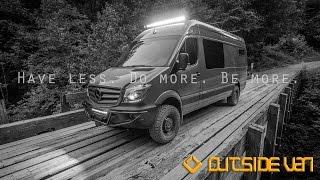 OSV LAVA FLOW | 4x4 170 2500 Mercedes Benz Sprinter(4x4 Mercedes Sprinter 170