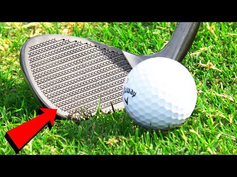 These ILLEGAL Wedges Create INSANE Spin?! | *EXTREME SPIN*