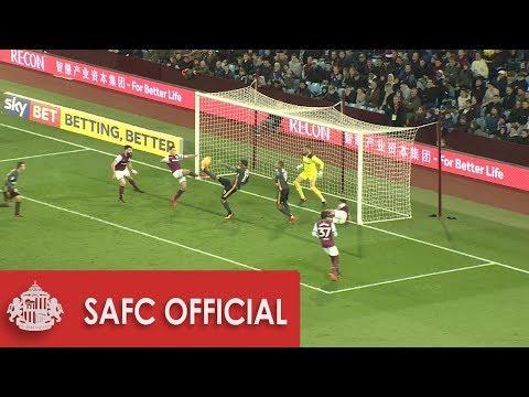 Highlights: Aston Villa v SAFC
