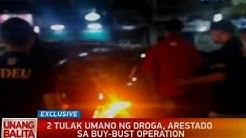2 tulak umano ng droga, arestado sa buy-bust operation