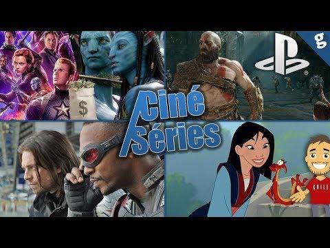 Avengers 4 dépasse Avatar Box office (US) / Playstation va sortir des films / etc ...