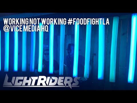 Working Not Working #FoodFightLA/Vice Media