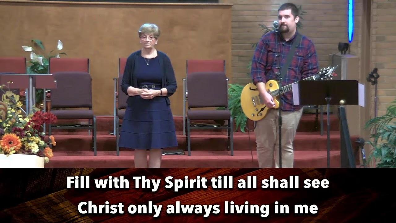 Sunday Morning Worship at OGBC (October 10, 2021)