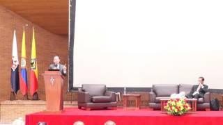 Marcel Tangarife. Manuales de Convivencia. Encuentro Nacional de Educación Privada