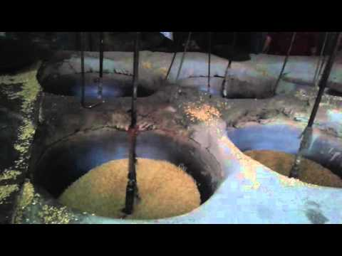 how to make  beaten rice traditionla