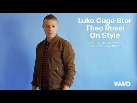 Luke Cage Star Theo Rossi On Style And The One Accessory He Can