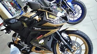 Yamaha R15 v3 | Monster Energy Edition | Custom Paint job