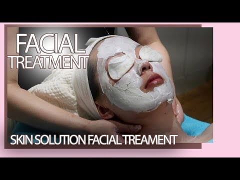 RELAXING SKIN SOLUTION FACIAL TREATMENT