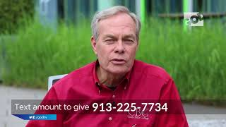 """Be part of sharing the Gospel worldwide!"" says Andrew Wommack"