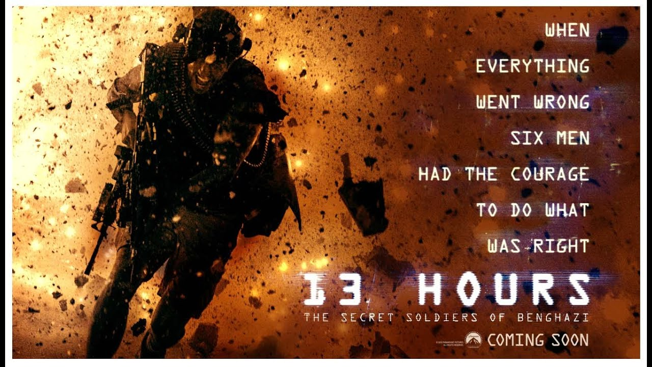 Image result for 13 Hours: The Secret Soldiers of Benghazi