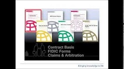 Webinar: An Introduction To Using FIDIC Contract Terms