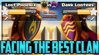 WAR Against the BEST CLAN in Clash of Clans History?