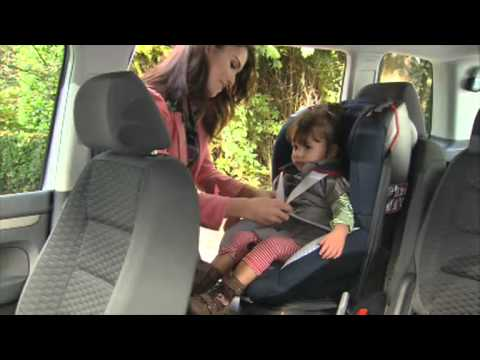 Maxi-Cosi | How To Install Your Child In Tobi