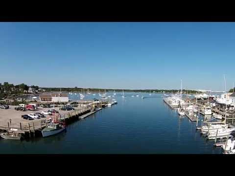 Wickford Harbor, Wickford Rhode Island
