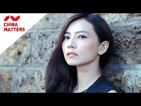 Top 5 most beautiful women in China