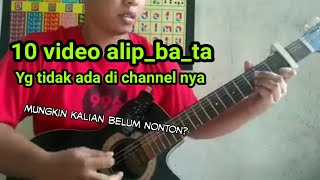 Video alip_ba_ta yang gak ada di channel nya!! MP3