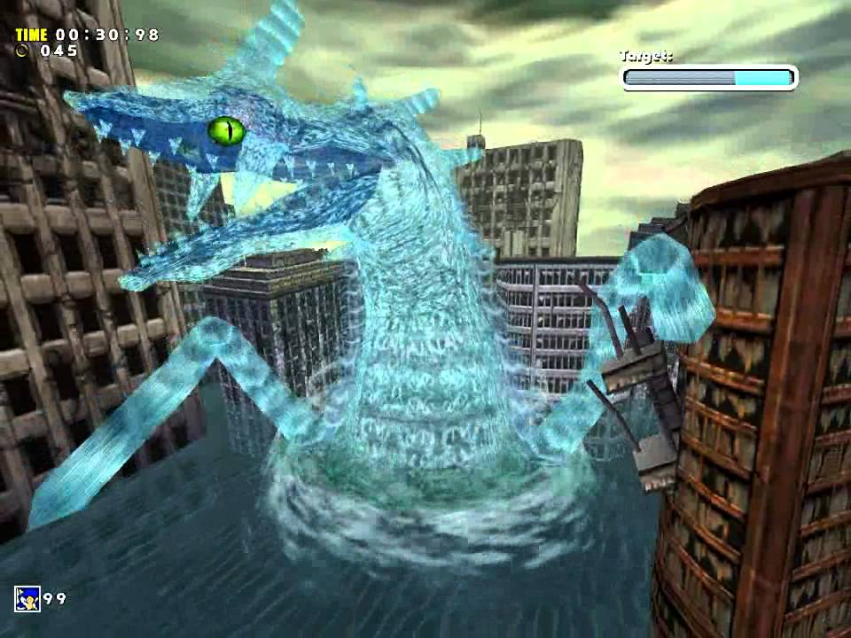 sonic generations video game tv tropes