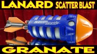 """""""LANARD SCATTER BLAST TAKTISCHE GRANATE"""" - Nein, keine Nerf Nuke ;-)"""