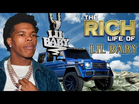 Lil Baby   The Rich Life  Forbes Net Worth  G Wagon Icebox Jewelry Reebok & more