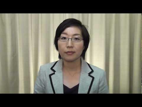 日本共産党の石村智子さんの訴え.