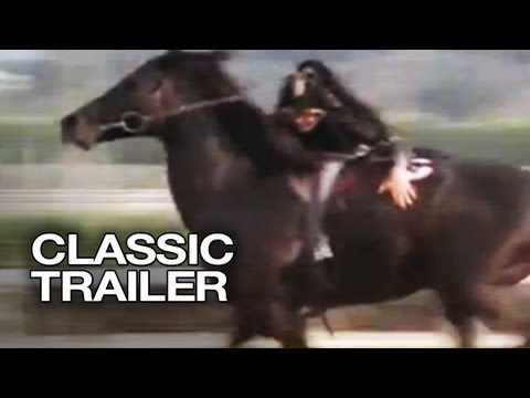 The Black Stallion Official Trailer #1 - Mickey Rooney Movie (1979) HD