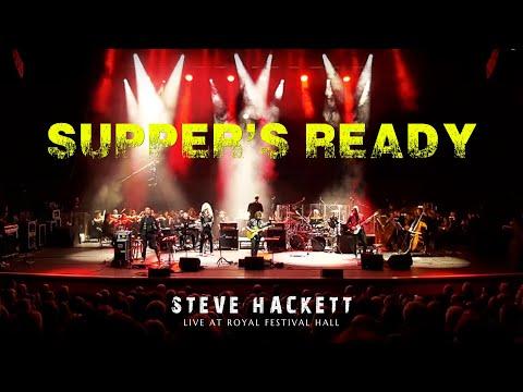 Steve Hackett - Supper's Ready
