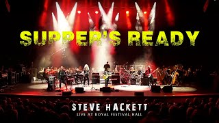 Steve Hackett  - Supper's Ready