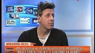 "Gianmarco Pozzoli E Le Sue ""farfalle Nello Stomaco"" A Punto E A Capo"