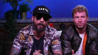 Backstreet Boys Live Facebook Q&A 2018