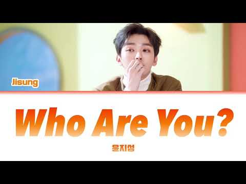 Free Download 【かなるび/日本語訳】 Who Are You? (또 웃기만 해) - Yoon Jisung (윤지성) Mp3 dan Mp4