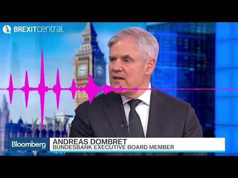 German banking boss Andreas Dombret: I believe London will stay financial hub of Europe