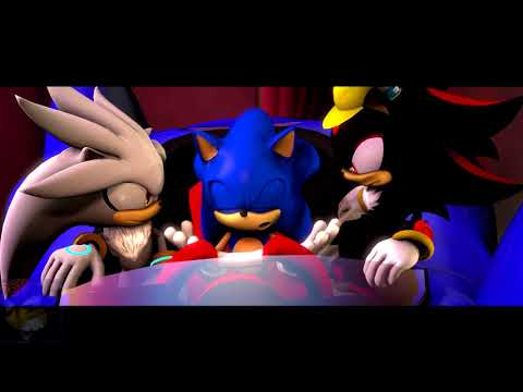 Shadow And Silver Watch Team Sonic Racing Trailers |