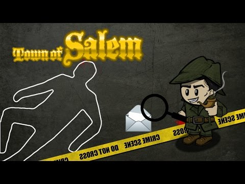 Town of Salem: Watson, where's my magnifying glass?