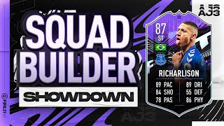 Squad Builder Showdown Vs BANNED EX-PRO PLAYER!!! WHAT IF RICHARLISON