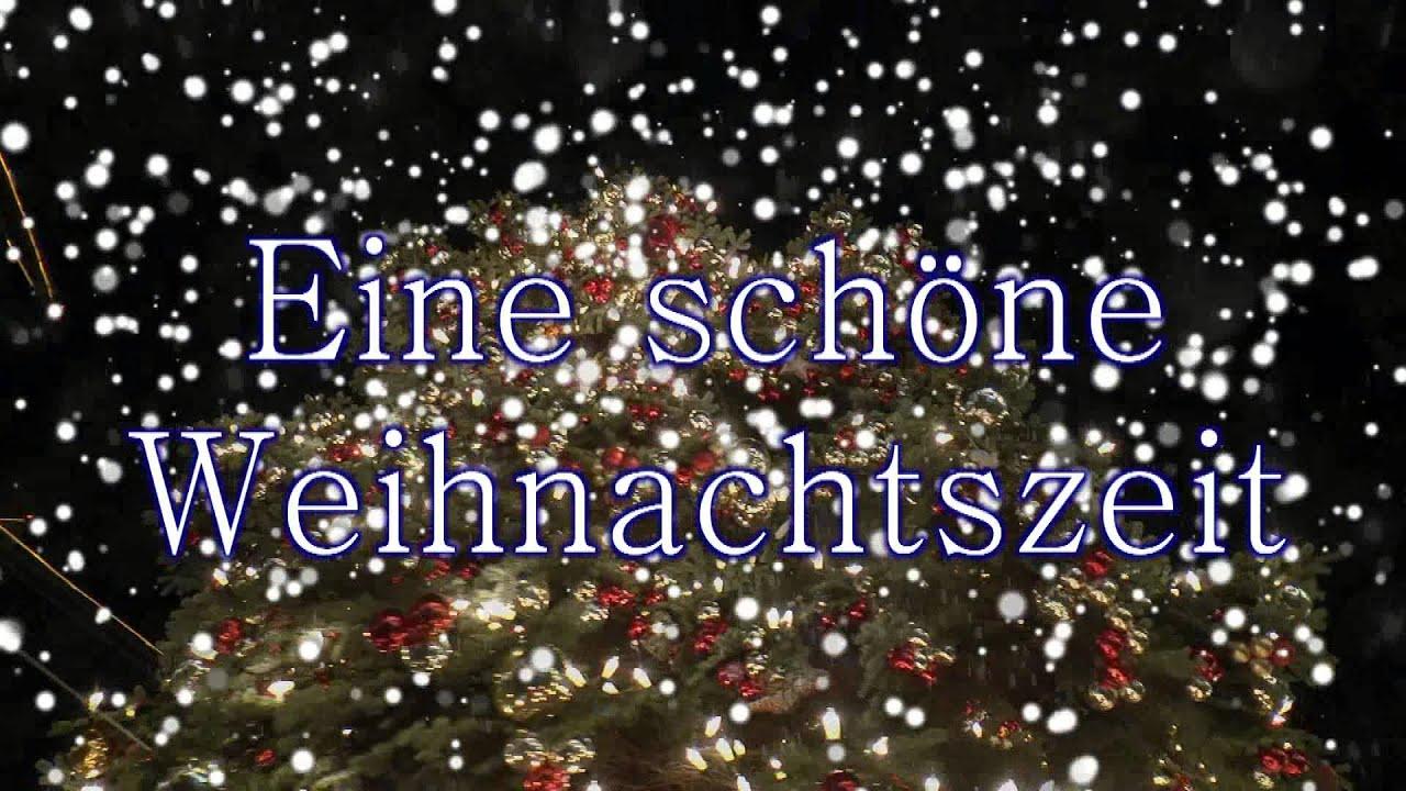 weihnachtsgr e eine sch ne weihnachtszeit youtube