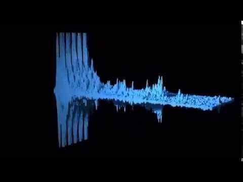 Sound Wave Animation - YouTube  |3d Audio Waveform