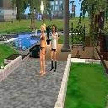Sims 2 Catfight Youtube