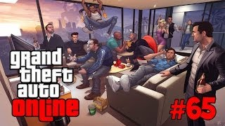 GTA Online Pt.65 - CANNON BALL!