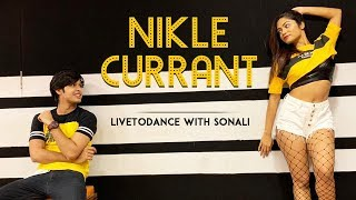 Nikle Currant - Jassi Gill | Neha Kakkar | Dance Choreography | LiveToDance with Sonali