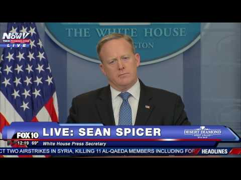 Thumbnail: THIS IS THE SILLIEST THING I EVER HEARD: Sean Spicer Goes Off On Reporter (FNN)