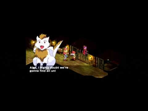 Let's Play-Review: Lunar Silver Star Harmony, Part 14 Moving On.