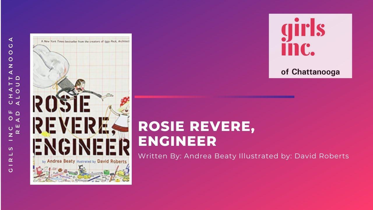 Rosie Revere, Engineer by Andrea Beaty