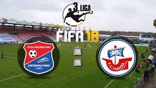FIFA 18 SpVgg Unterhaching : FC Hansa Rostock ⚽ 3. Liga 4. Spieltag 🏆 Gameplay Livestream