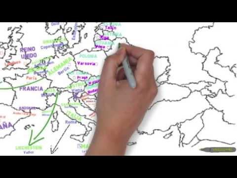 mapa-polÍtico-de-europa
