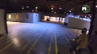 Airsoft War (HD) Airsoft Obsessed visits Gamepod Combat Zone Volume 4 Game 2
