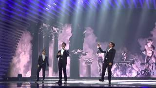 ESCKAZ in Vienna: Il Volo (Italy) - Grande Amore (Final Dress rehearsal 1)