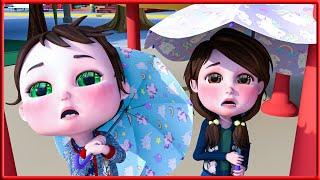 Rain Rain Go Away + More Nursery Rhymes | Kids Songs | BMBM Cartoon Song [HD]