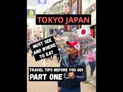 Tokyo Travel | How to apply for Japan visa | Travel Tips Before You Go| part 1 vlog #51