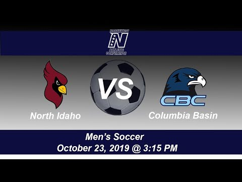 North Idaho College Men's Soccer Host Columbia Basin College